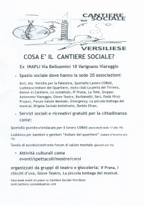 cantiere sociale
