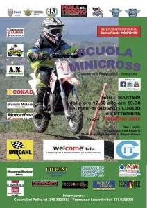 scuola minicross 2016