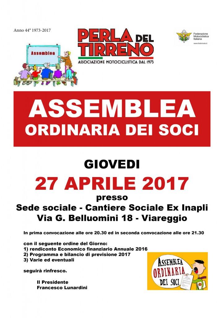 2017 assemblea soci