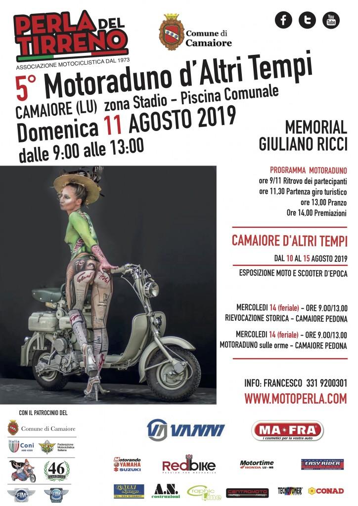 2019 Camaiore motoraduno